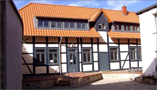 Hervorragend FACHWERKHAUS - Fenster-Brosch KI31